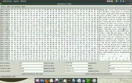 Editor hexadecimal
