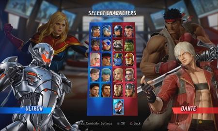 Repasa las mecánicas de juego de Marvel vs. Capcom Infinite (y sus luchadores anunciados) con casi media hora de gameplay