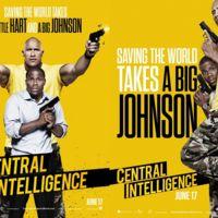 'Central Intelligence', tráiler y carteles de la comedia de acción con Dwayne Johnson