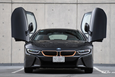 Bmw I8 Ultimate Sophisto Mexico 13