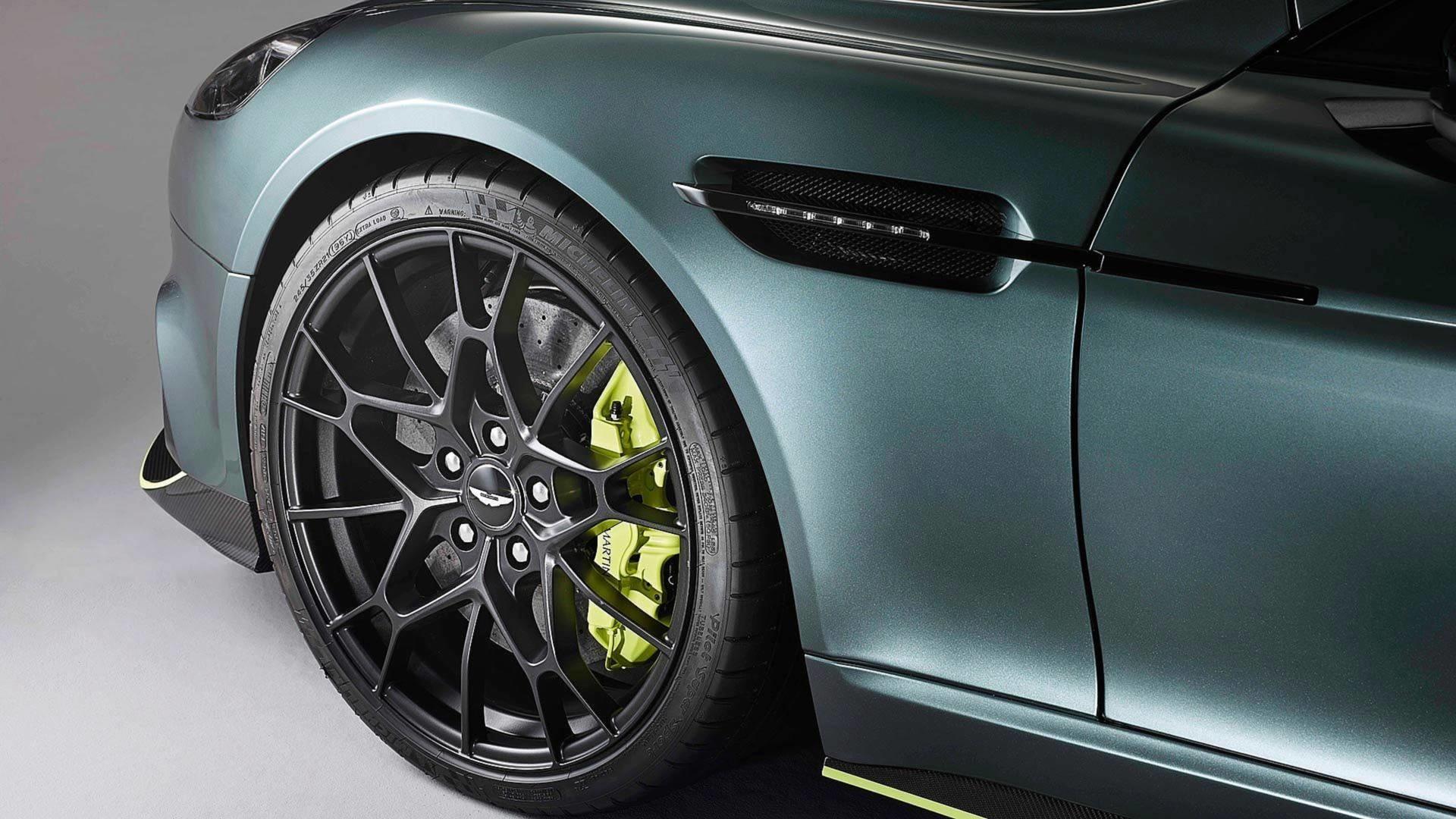 Foto de Aston Martin Rapide AMR (5/10)