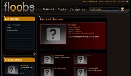 Floobs, creando tu propio canal de televisión en internet
