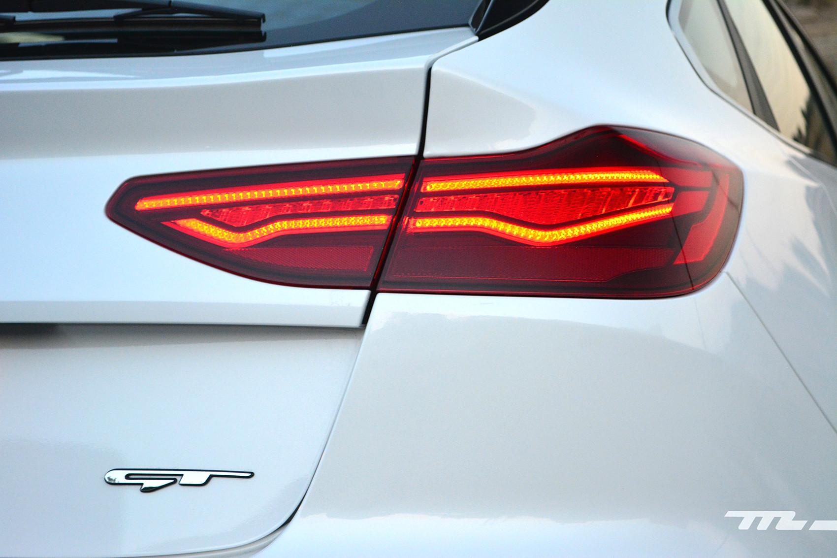 Foto de KIA Forte GT Hatchback (prueba) (20/23)