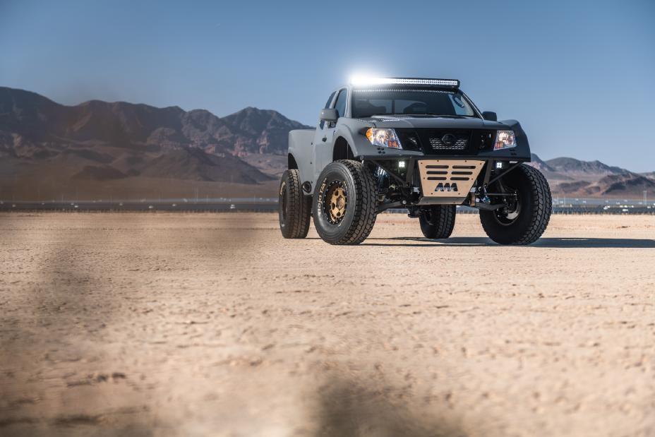 Foto de Nissan Frontier Desert Runner (10/22)