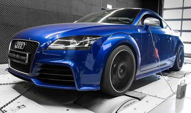 Mcchip Dkr Muestra Su Audi Tt Rs De 437 Cv