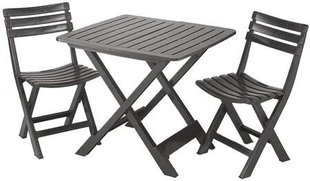 Set de mesa y sillas de jardín