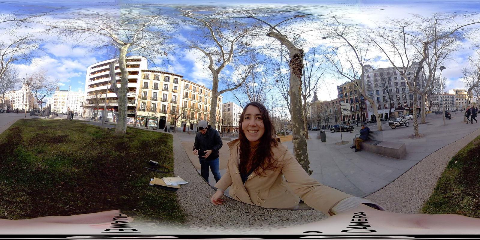 Foto de Huawei EnVizion 360 Panoramic VR, galería de fotos (7/12)