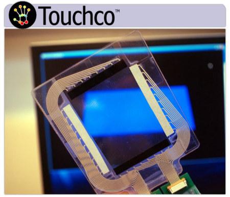 Touchco y sus pantallas táctiles IFSR, resistivas y capacitivas a la vez