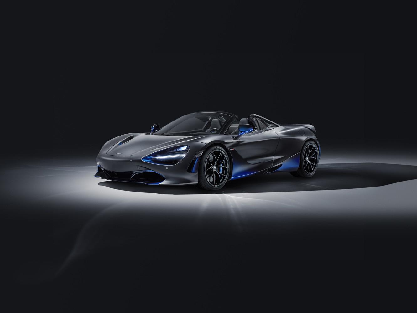 Foto de McLaren 720S Spider by MSO (1/10)