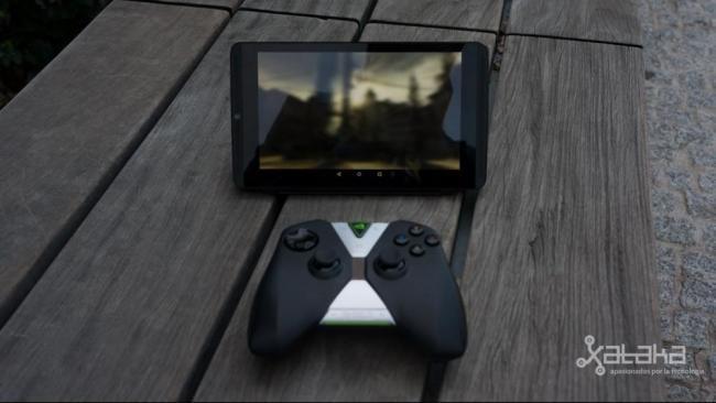 Nvidia Shield Tablet, análisis
