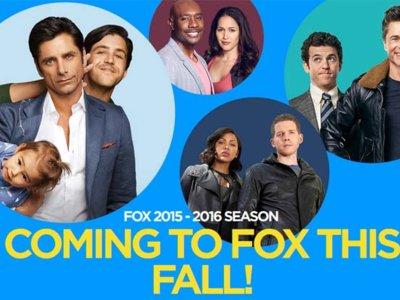 Nuevas series 2015/16: FOX