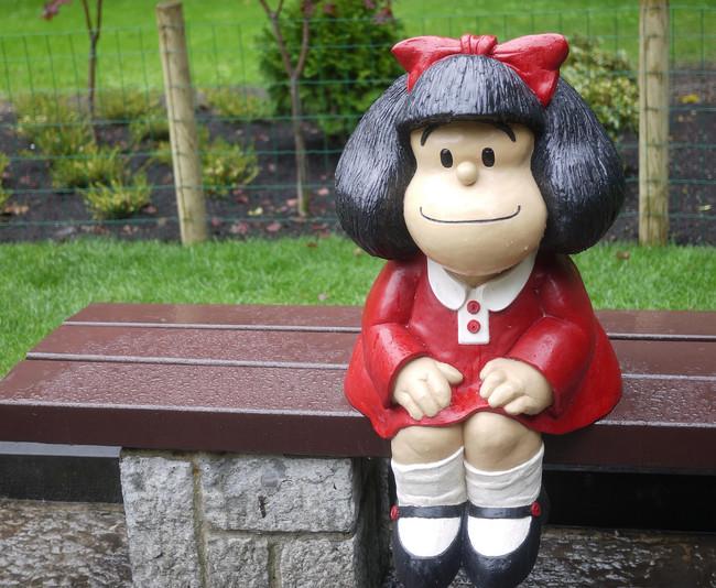 Mafalda Por El Mundo