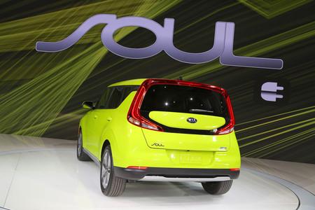 Kia Soul EV 2019