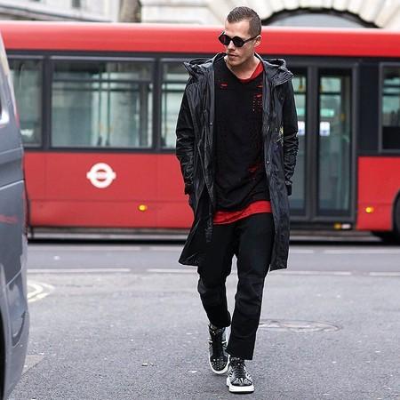 Por las calles de Londres, así es el street style durante la semana de la moda