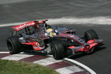 Lewis Hamilton saldrá desde la pole en Canadá