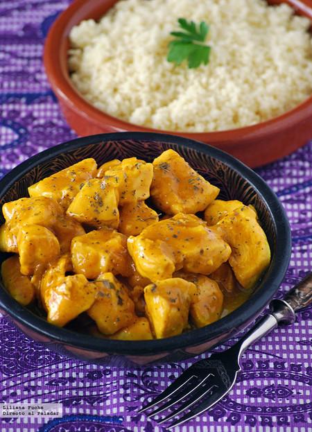 Recetas para preparar muslos de pollo ala naranja