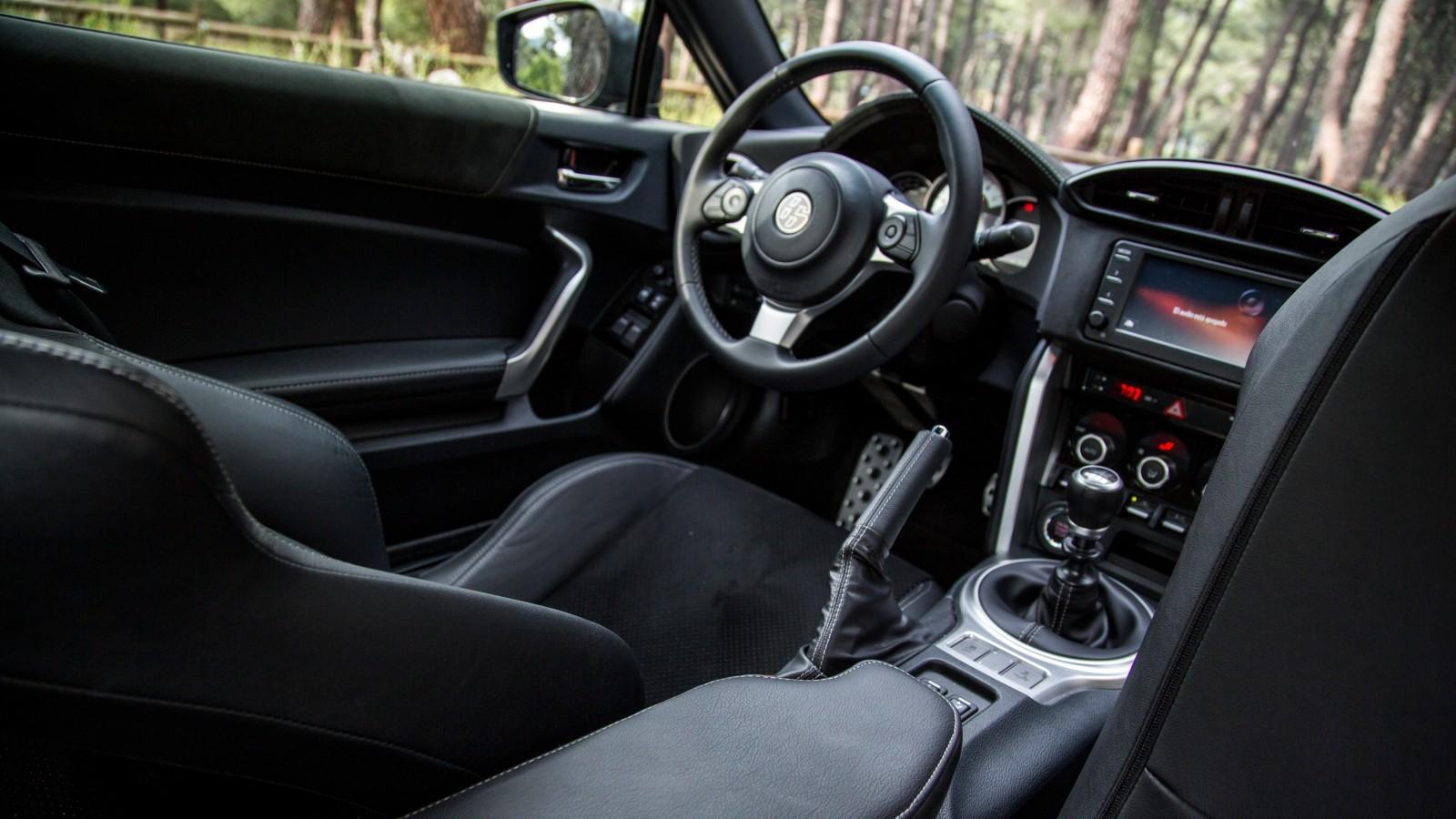 Foto de Toyota GT86 - Fotos interiores (1/28)