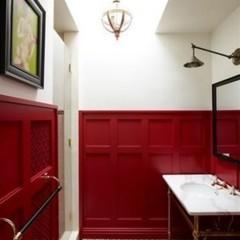 Foto 4 de 9 de la galería decorar-en-rojo-y-blanco en Decoesfera