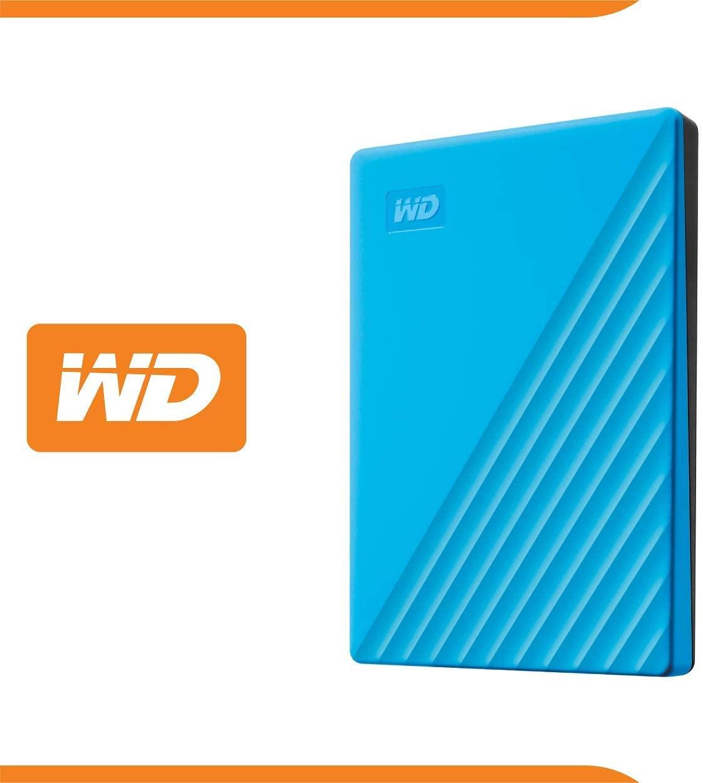 WD My Passport disco duro portátil 2 TB