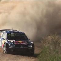Los saltos más espectaculares del Rally de Polonia 2015
