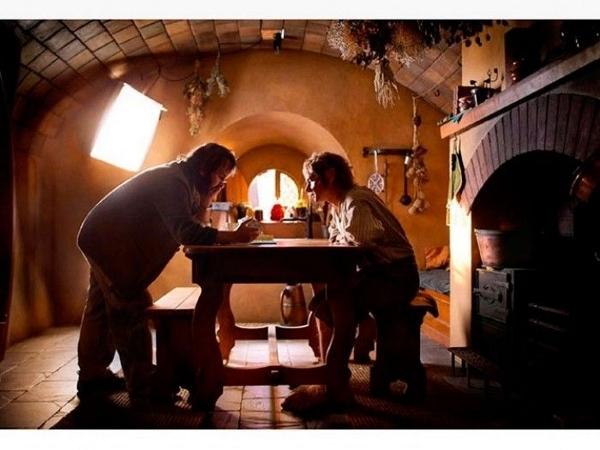 Foto de Fotografías del rodaje de El Hobbit (17/26)
