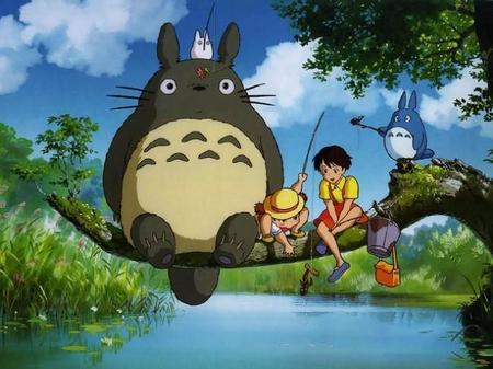 Mi vecino Totoro para que los peques disfruten con su fantasía
