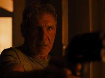 Aquí está el primer trailer de Blade Runner 2049: Harrison Ford vuelve como Rick Deckard