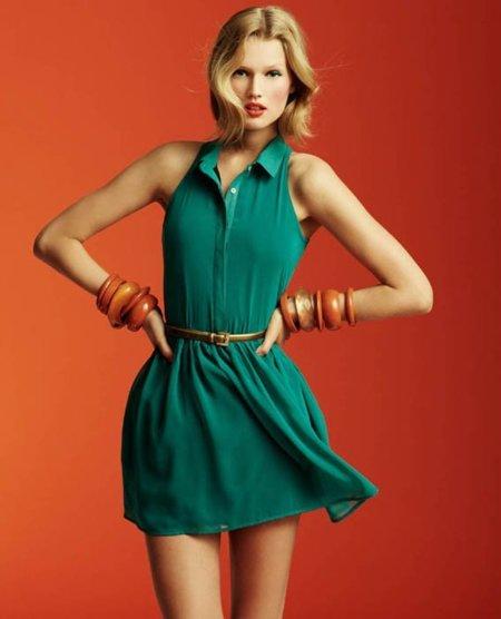 ¡Verde que te quiero verde!