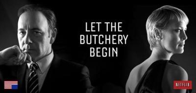La segunda temporada de House of Cards ya está en el aire