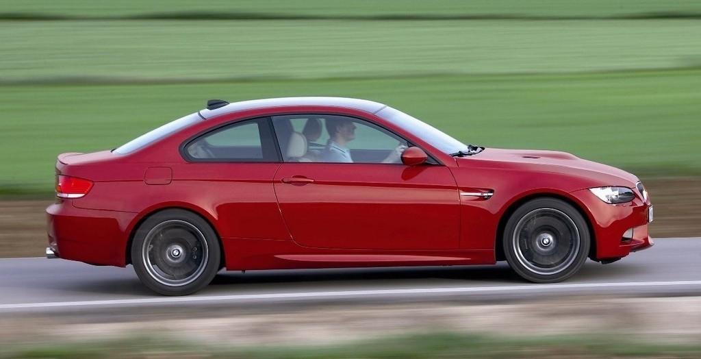 Foto de BMW M3 Coupé (10/38)