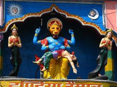 Caminos de India: el Kumba Mela