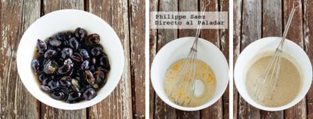 Muffins Uvas Prep