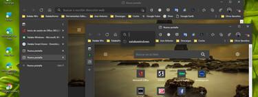 Cómo activar la búsqueda en Edge entre las pestañas que tienes abiertas en las distintas ventanas del navegador