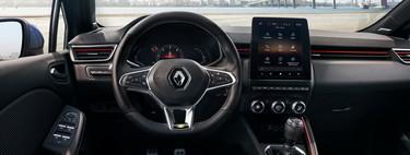 El interior del Renault Clio 2020 pone alto el listón en territorio de SEAT Ibiza