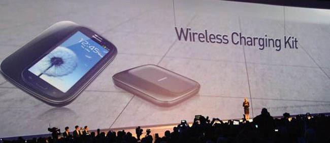 Samsung Galaxy SIII Wireless Charging Kit