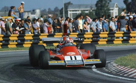 Clay Regazzoni Ferrari 1974