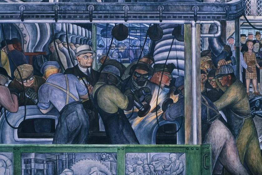 El día que una marcha pacífica de trabajadores acabaría pasando a la historia como la 'Masacre de Ford'