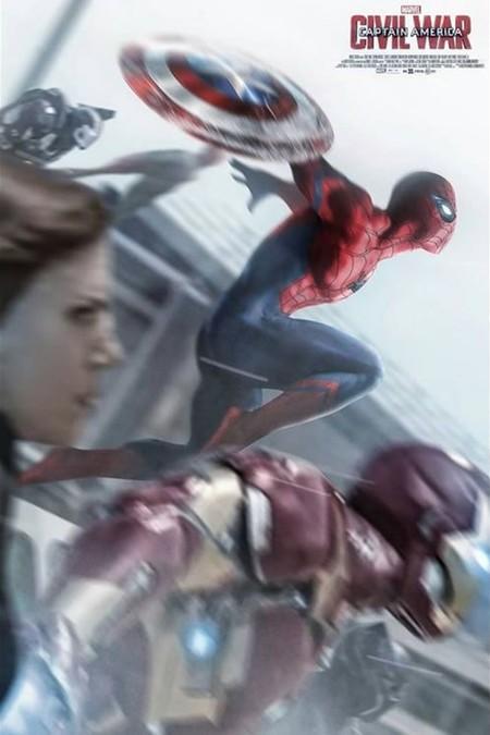 Spider Man Jkng