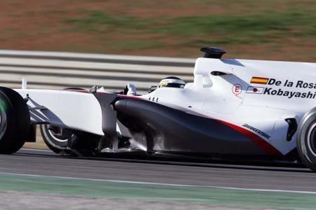 A vueltas con los dorsales de Sauber