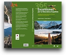 Libro: 365 Excursiones por la Naturaleza Española