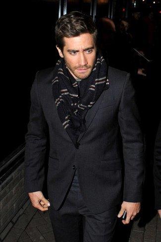como llevar bufanda