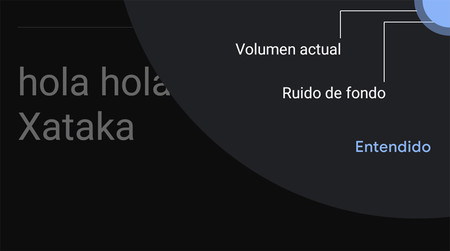 Transcripcio Instantanea Circulo Azul
