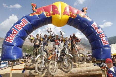 Insólito resultado en la Red Bull Hare Scramble 2015