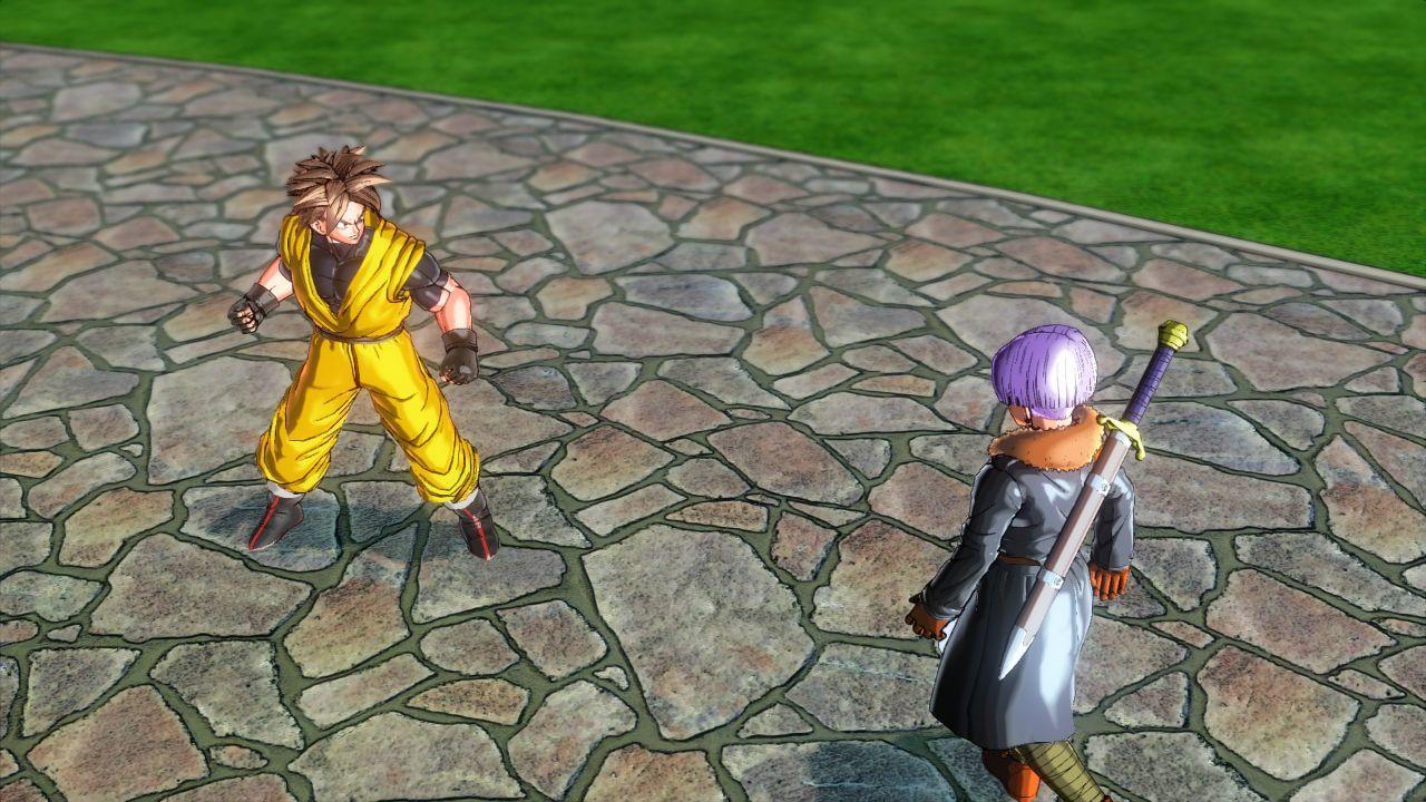 Foto de Guerrero Dragon Ball Xenoverse (12/19)