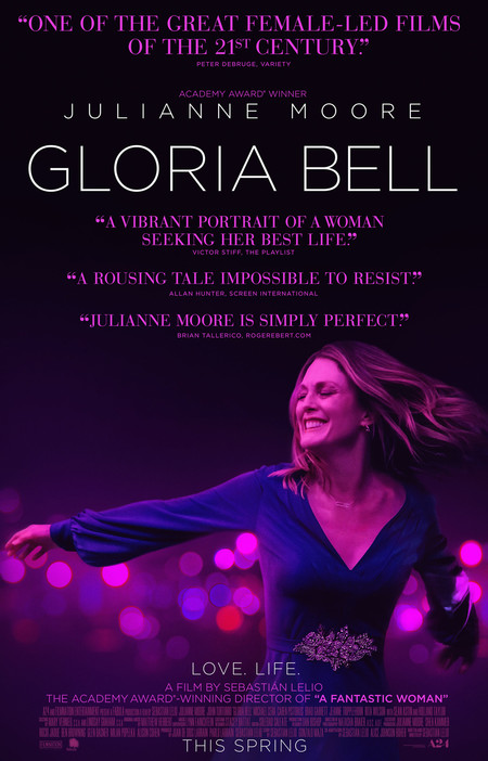 Póster de Gloria Bell