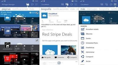 FB Pages Manager se actualiza con nuevo diseño y características