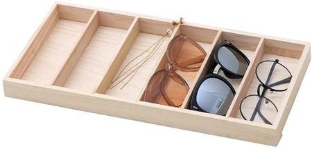 Caja para guardar gafas