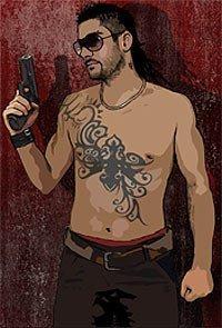 Melendi será líder de una banda de gángsters de Londres