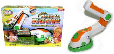 Detector de metales para niños