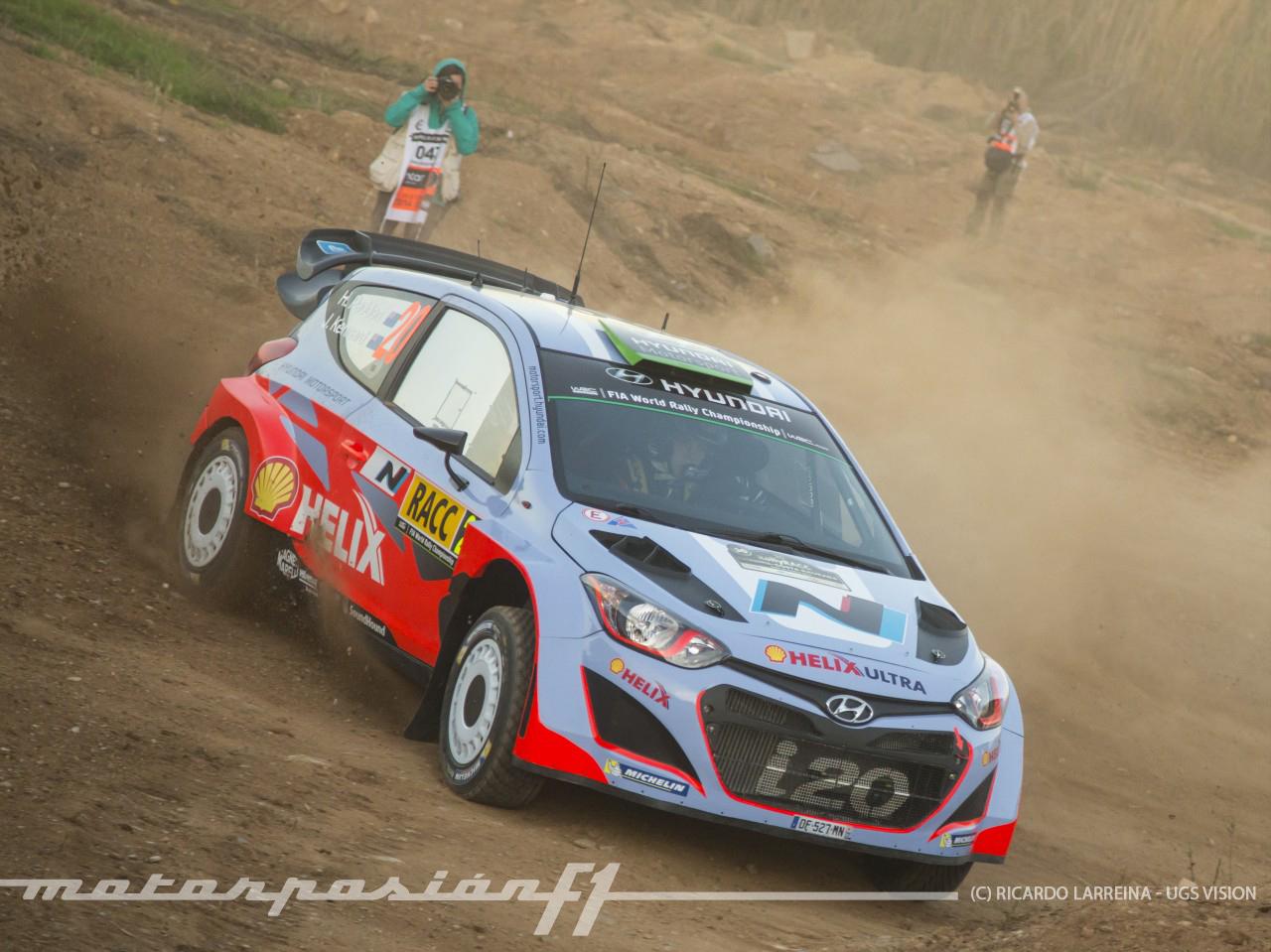 Foto de WRC - Rally de Catalunya 2014 (202/370)